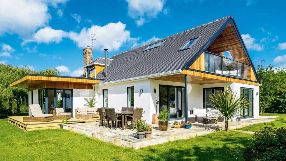 Single Storey Extension Design Ideas Homebuilding