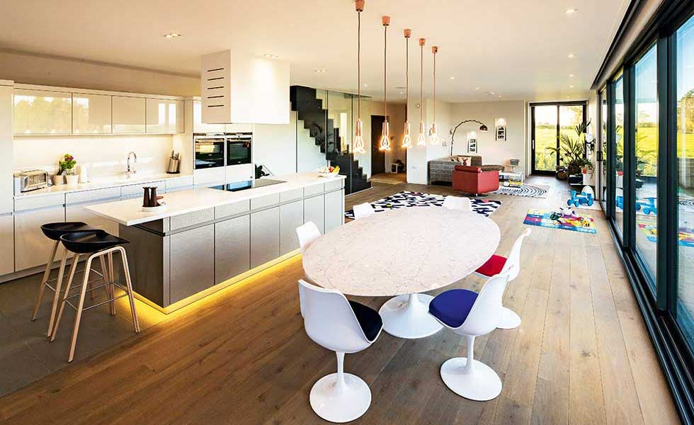 20 Of The Best Open Plan Kitchens