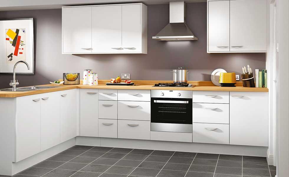 Cheap White Kitchen Units