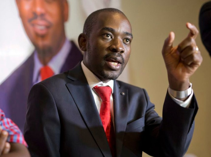 Chamisa defends MDC's dismal show in by-elections