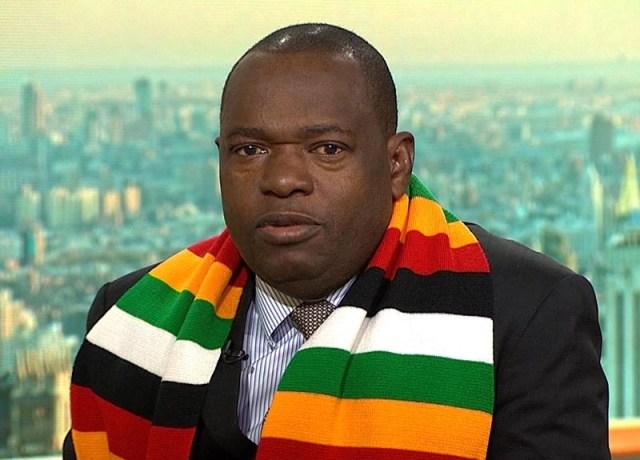 Image result for chiwenga and sibusiso moyo