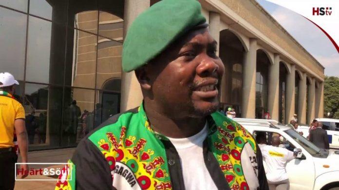 #31July: Zanu PF Youth League Mobilises To Defend Mnangagwa