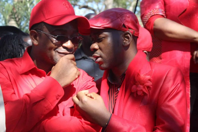 'Mental Case' Mwonzora Abusing Powers He Does Not Have – Chamisa