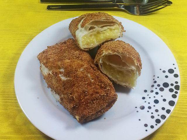 Patatesli Hindistan Cevizli Börek