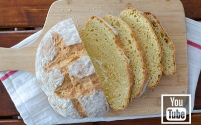 Mayasız Karbonatlı Ekmek Tarifi