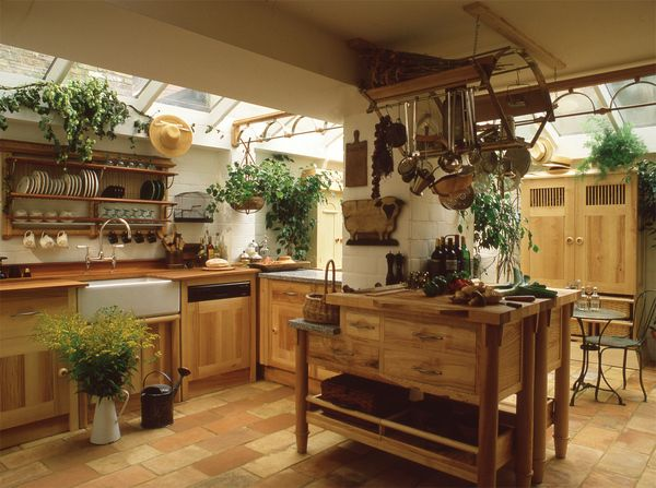 The Unfitted Kitchen