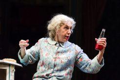 Andrea Miller as Grandma. Photo by Alastair Muir