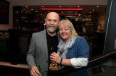 Steve Price and Caroline Chell