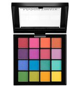 Ultimate Shadow Palette Brights, NYX Cosmetics at Selfridges (£16)