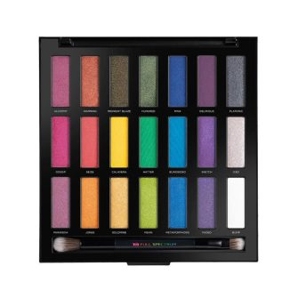 Full Spectrum Eyeshadow Palette, Urban Decay at Harvey Nichols (£43)