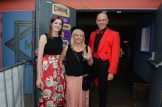 L-R Helen Williams, Caroline Chell and Steve Price