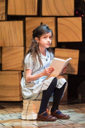 Matilda the Musical. Credit: Manuel Harlan