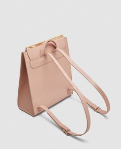 Backpack with Metal Detail, £19.99, Zara