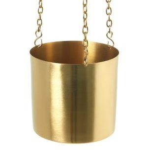 Beaumont Hanging Plant Pot, £14, MADE.COM