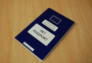 Pet Passport Sample