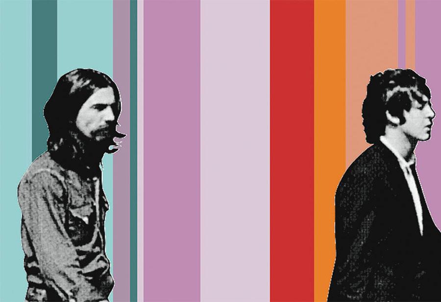Beatles Abbey Road Wallpaper Mural Closeup
