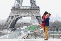 фотограф в Париже. Эйфелева башня фотосессия