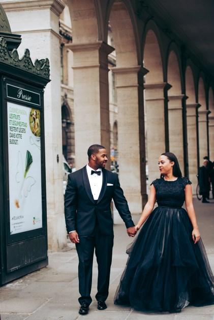 Фотограф в Париже. Пара фотосессия в городе