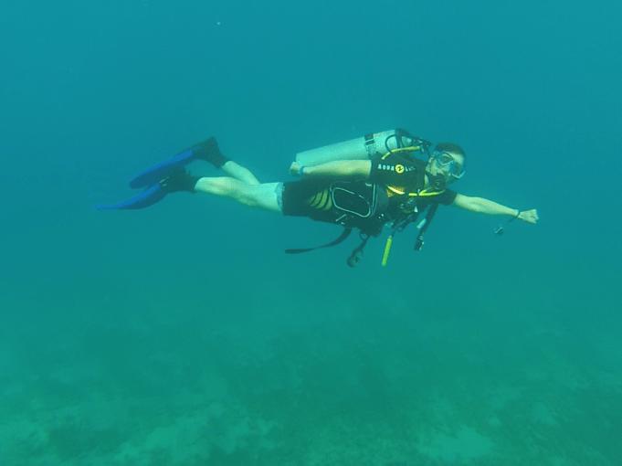 duiken in el gouna
