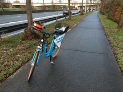 brussel gent fiets