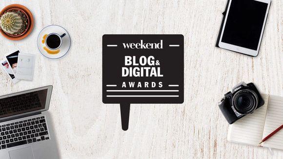 weekend blog awards