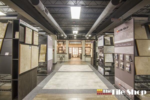 the tile shop 418 w coliseum blvd fort