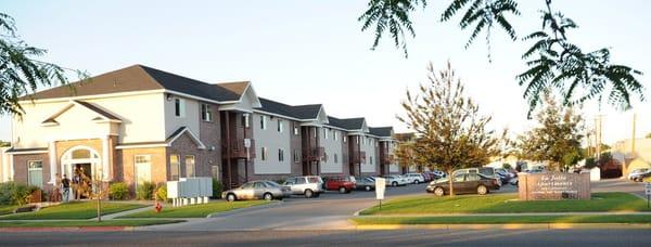 Lajolla Apartments 75 S 1st W Rexburg