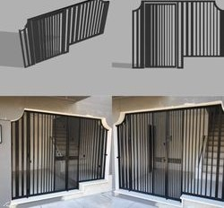 Best Handrail Company Near Me August 2020 Find Nearby Handrail | Iron Handrails Near Me | Iron Balusters | Gates | Fence | Stair Parts | Iron Stair Railings