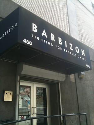 barbizon lighting company 456 w 55th st