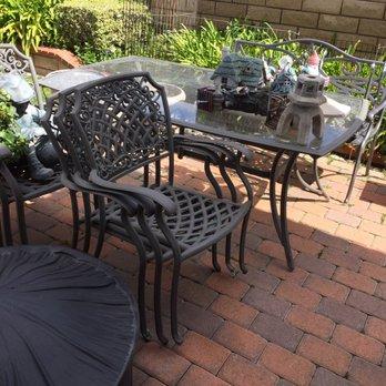 patio furniture refinishers 40 photos