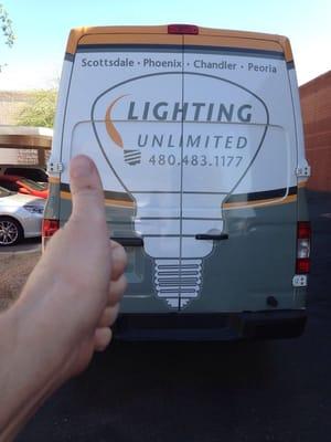 lighting unlimited 15816 n greenway
