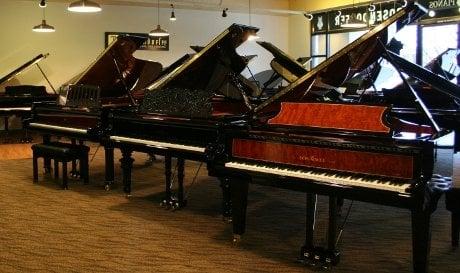 classic pianos 10635 ne 8th st bellevue