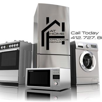 at home appliance repair appliances
