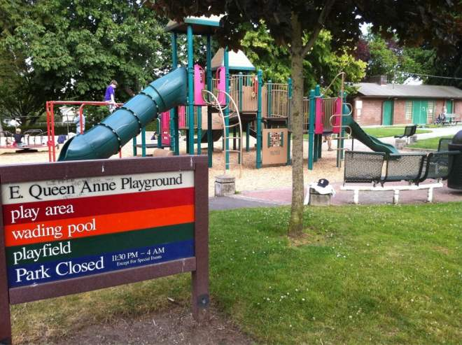 Photo of East Queen Anne Playground - Seattle, WA, United States
