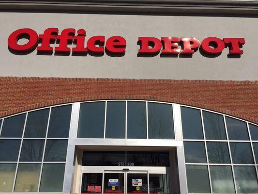 Office Depot 5530 Windward Pkwy Alpharetta Ga General Merchandise Retail Mapquest