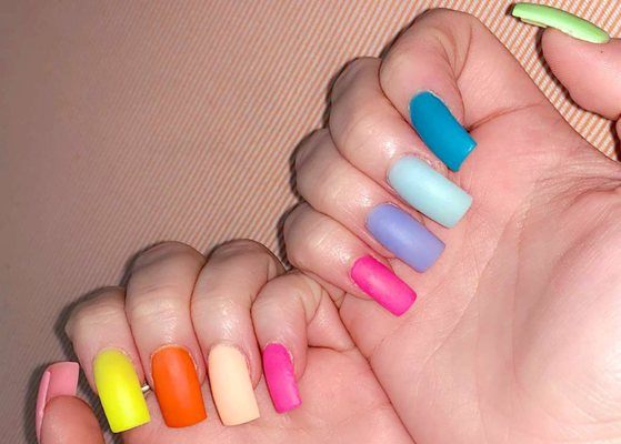 Sabrina Star Nails Spa 130 Photos 51 Reviews Nail Salons 317 Central Expy S Allen Tx United States Phone Number Yelp