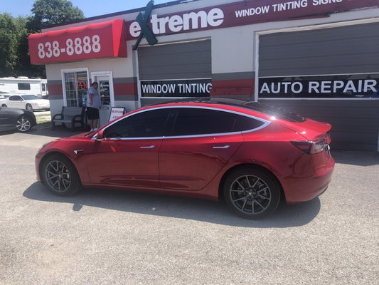 Extreme Window Tint Plainfield Indiana