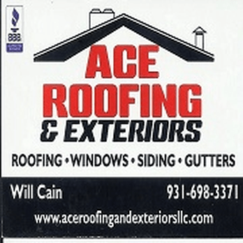 Ace Roofing Exteriors Roofing Columbia Tn Phone Number Yelp