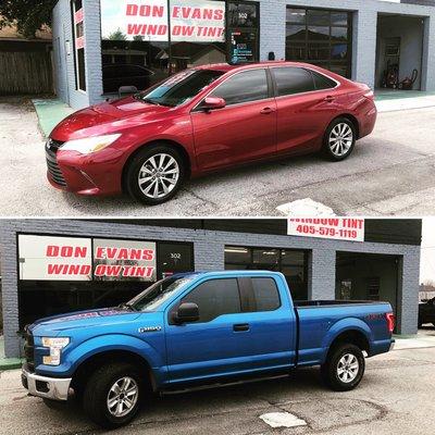 Don Evans Legal Window Tint 302 N Porter Ave Norman Ok Trailers Automobile Utility Wholesale Mapquest