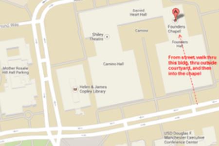 map of usd campus » Free Interior Design | Mir Detok