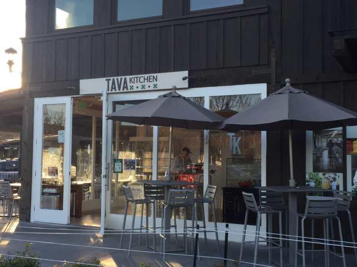 Tava Kitchen Palo Alto United States Storefront