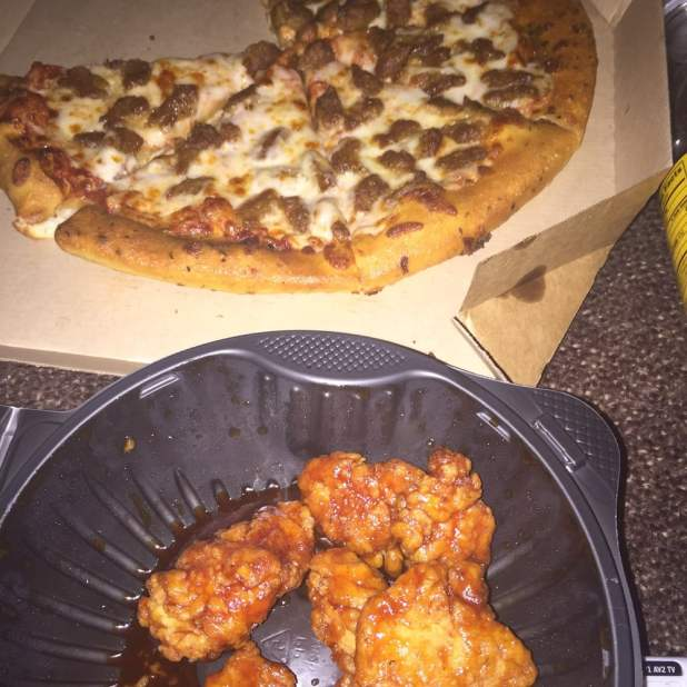 boneless honey bbq wings pizza hut halloword co
