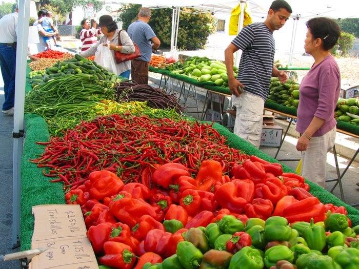 Centerville Farmer's Market - Fremont, CA, United States