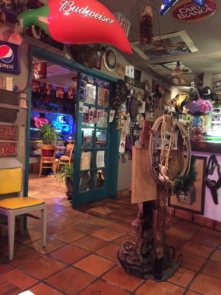 Los Dos Molinos - Springerville, AZ, United States. Entrance