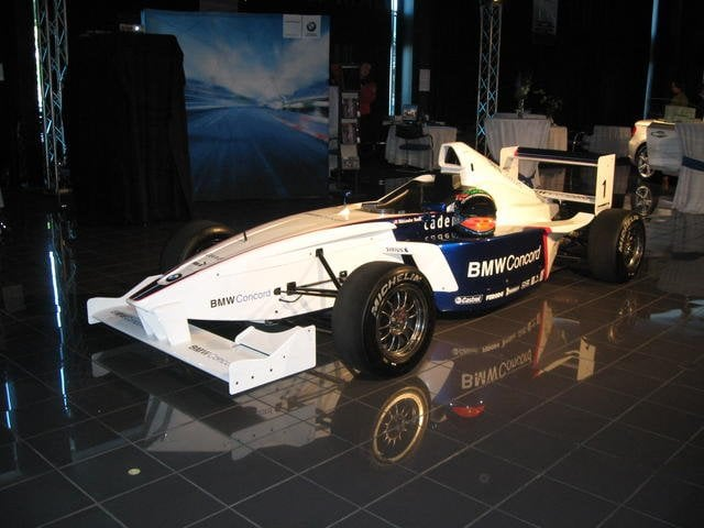 BMW Concord X6 Launch Party featuring Formula One Race ...