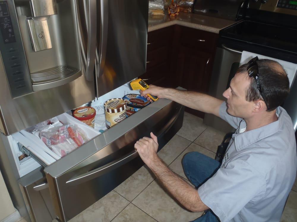 Refrigerator, Washer And Dryer Repair Specialist.