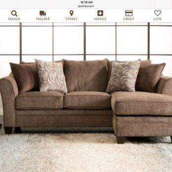 Photo Of Jerome S Furniture San Go Ca United States The Sofa Chaise