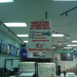 Photo Of Mattress City Everett Wa United States Trade In Your Old