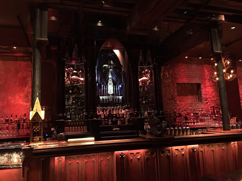 The Gothic Bar Was Awesome Yelp