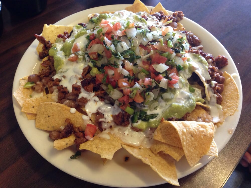 Los Cabos - Fremont, CA, United States. Super Nachos With al pastor - $10.50
